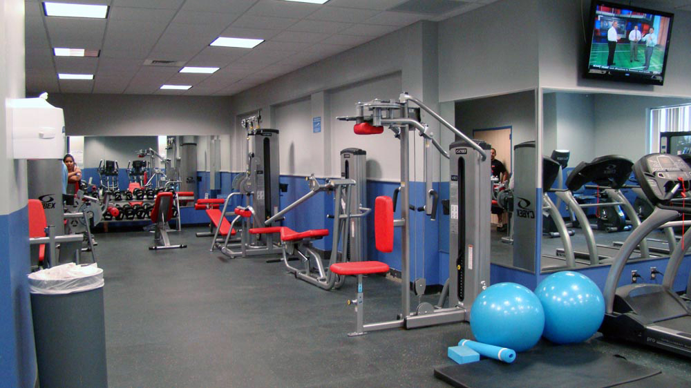 <strong>Loftin Fitness Center<span><b>in</b>Educational</span></strong><i>→</i>