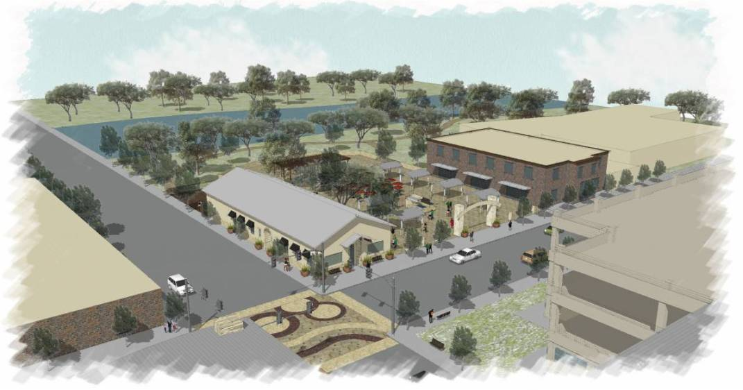 <strong>Kerrville Feasibility Study<span><b>in</b>Mixed Use, Public</span></strong><i>→</i>