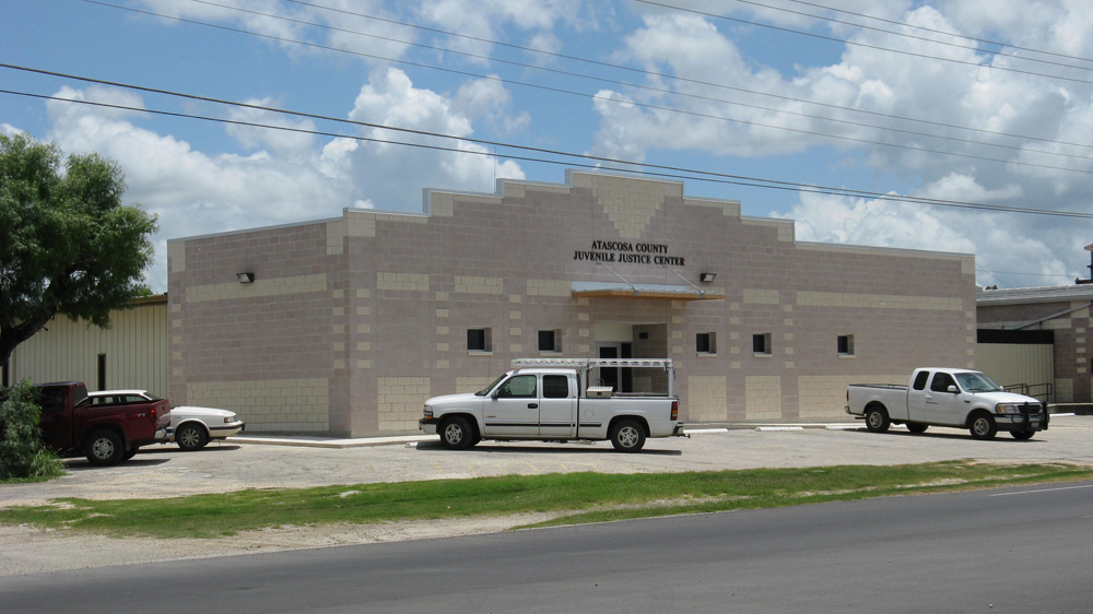<strong>Atascosa County Juvenile Justice Center<span><b>in</b>Public</span></strong><i>→</i>